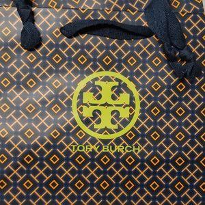 Tory Burch gift bags 9x7